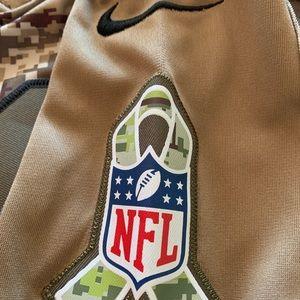 Nike Shirts & Tops - NWT FOOTBALL JERSERY
